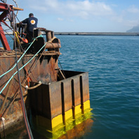 Underwater Cofferdams and Blankings